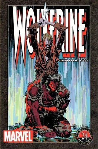 Larry Hama: Wolverine (Kniha 06) - Comicsové legendy 24 cena od 173 Kč