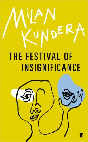XXL obrazek Milan Kundera: The Festival of insignificance