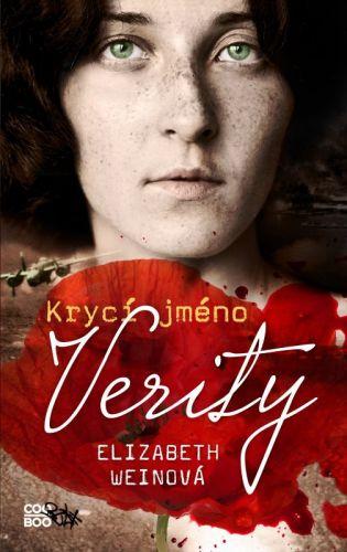 Elizabeth Wein: Krycí jméno Verity cena od 237 Kč