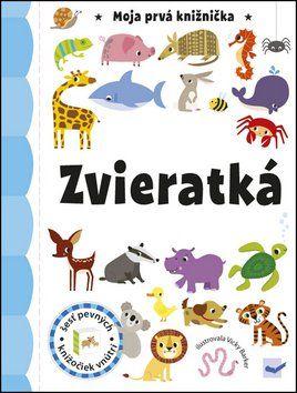 Svojtka Zvieratká Moja prvá knižnička cena od 230 Kč