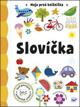 Svojtka Slovíčka Moja prvá knižnička cena od 225 Kč