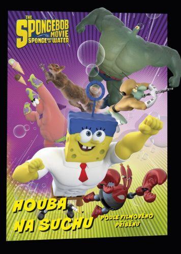 David Lewman, Stephen McDannell Hillenburg: SpongeBob - Houba na suchu cena od 114 Kč
