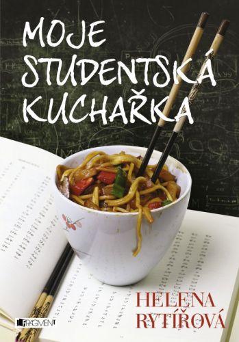 Helena Rytířová: Moje studentská kuchařka cena od 135 Kč