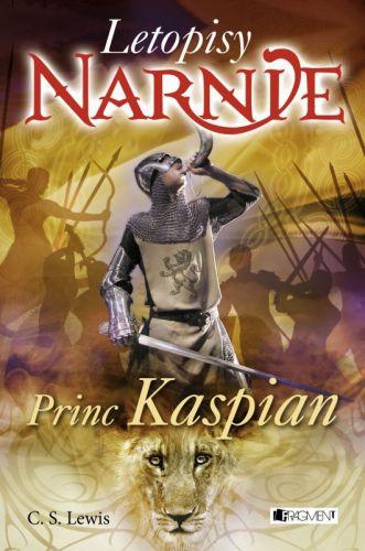 C. S. Lewis: NARNIE – Princ Kaspian cena od 169 Kč