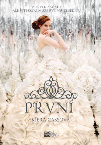 Kiera Cassová: První cena od 155 Kč