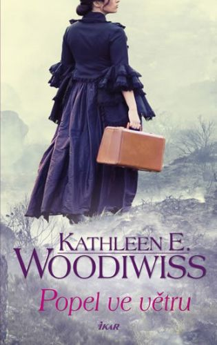 Woodiwiss Kathleen E.: Popel ve větru cena od 319 Kč