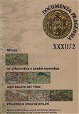 kol.: Documenta Pragensia 32/2 cena od 264 Kč