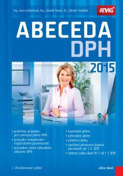 Abeceda DPH 2015 cena od 249 Kč