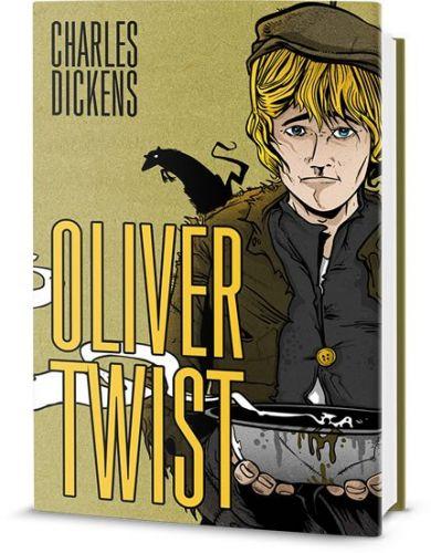 Charles Dickens: Oliver Twist cena od 194 Kč