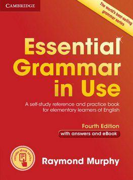 Raymond Murphy: Essential Grammar in Use cena od 571 Kč