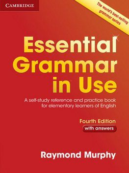 Raymond Murphy: Essential Grammar in Use cena od 466 Kč