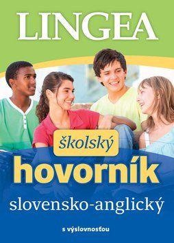 Lingea Slovensko-anglický školský hovorník cena od 193 Kč