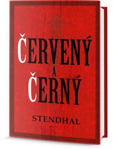 Stendhal: Červený a černý cena od 202 Kč