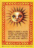 Honza Volf: Sada sluníčkových pohlednic cena od 102 Kč