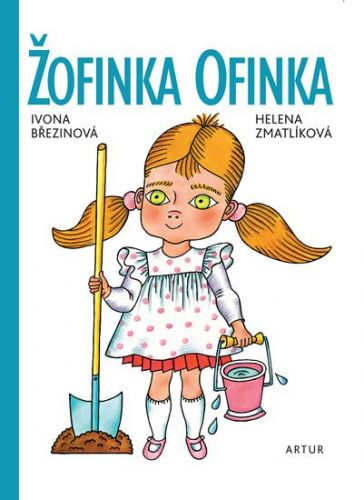 Ivona Březinová: Žofinka Ofinka cena od 152 Kč
