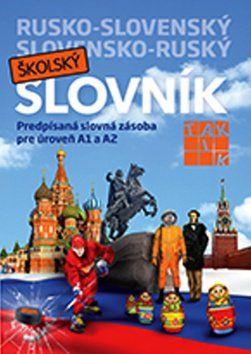 TAKTIK Rusko-slovenský slovensko-ruský školský slovník cena od 76 Kč