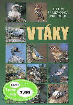 Ottovo nakladateľstvo Vtáky cena od 168 Kč
