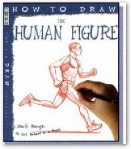 Mark Bergin: Jak kreslit - Lidské tělo cena od 63 Kč