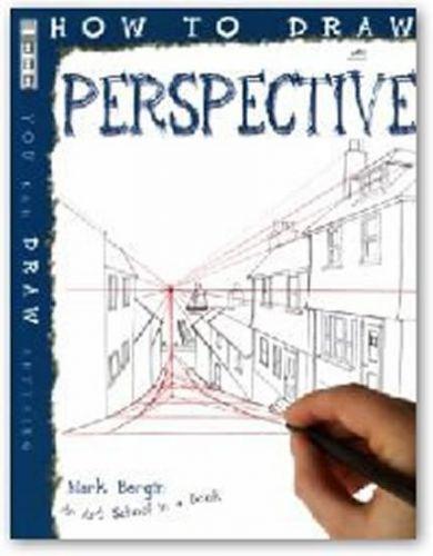 Mark Bergin: Jak kreslit - Perspektiva cena od 63 Kč