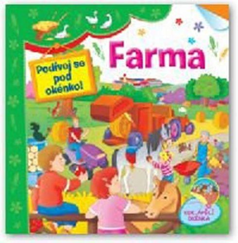 Svojtka Farma - Podívej se pod okénko! cena od 101 Kč