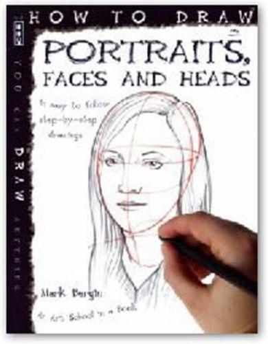 Mark Bergin: Jak kreslit - Portrét cena od 63 Kč