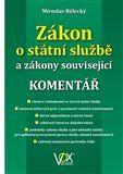 Miroslav Bělecký: Zákon o státní službě a zákony související cena od 308 Kč