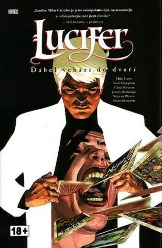 Mike Carey: Lucifer 1 - Ďábel vchází do dveří cena od 323 Kč