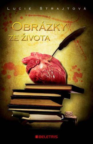 Lucie Štrajtová: Obrázky ze života cena od 122 Kč