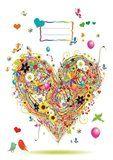Tushita Sešit - Srdce cena od 37 Kč