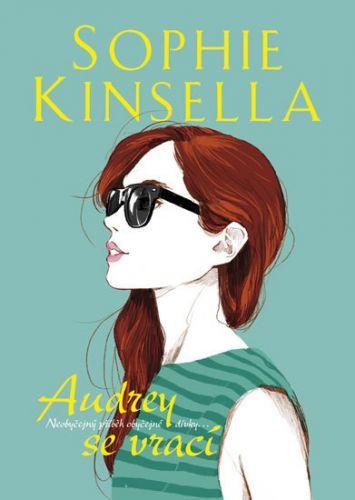 Sophie Kinsella: Audrey se vrací cena od 167 Kč
