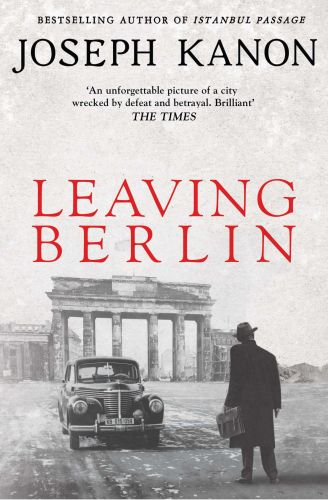 Kanon Joseph: Leaving Berlin cena od 269 Kč