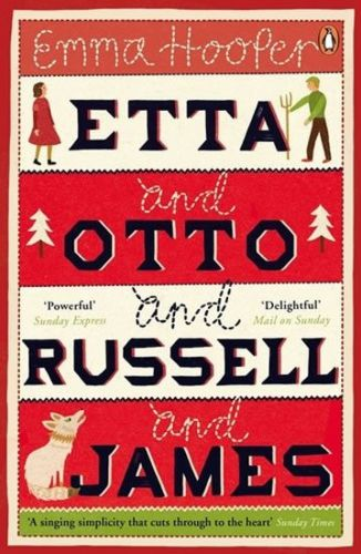 Emma Hooper: Etta and Otto and Russell and James cena od 211 Kč