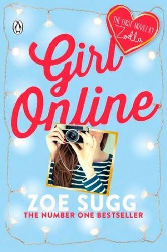 Zoe Sugg: Girl Online cena od 192 Kč