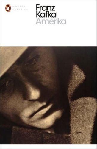 Franz Kafka: Amerika cena od 237 Kč