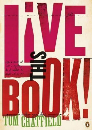 Tom Chatfield: Live This Book cena od 261 Kč