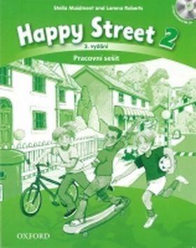 Stella Maidment, L. Roberts: Happy Street 3rd Edition 2 cena od 203 Kč