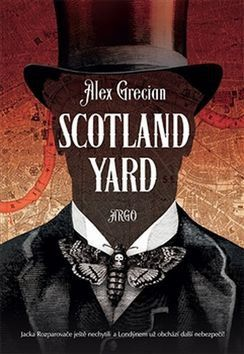 Alex Grecian: Scotland Yard cena od 198 Kč