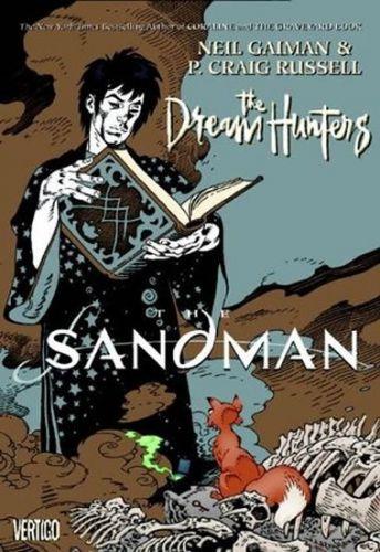 Neil Gaiman, Russell P. G.: Sandman 12 - Lovci snů cena od 330 Kč