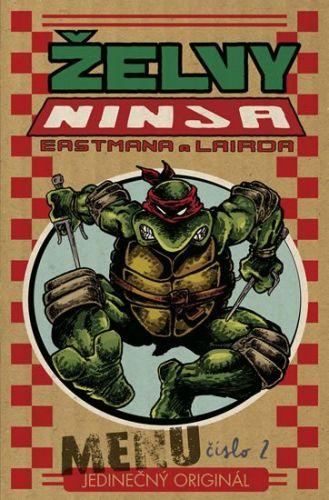Kevin Eastman: Želvy Ninja - Menu číslo 2 cena od 156 Kč