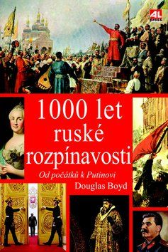 Douglas Boyd: 1000 let ruské rozpínavosti cena od 199 Kč