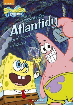 Sarah Willson: SpongeBob - Tajemství Atlantidy cena od 89 Kč