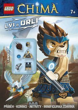 Kolektiv: LEGOŽ CHIMA Lvi a orli cena od 54 Kč