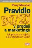 Perry Marshall: Pravidlo 80/20 v prodeji a marketingu cena od 297 Kč