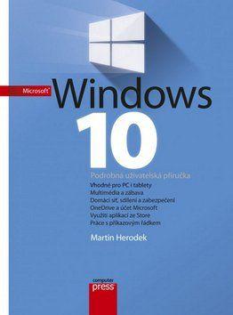 Martin Herodek: Microsoft Windows 10 cena od 222 Kč