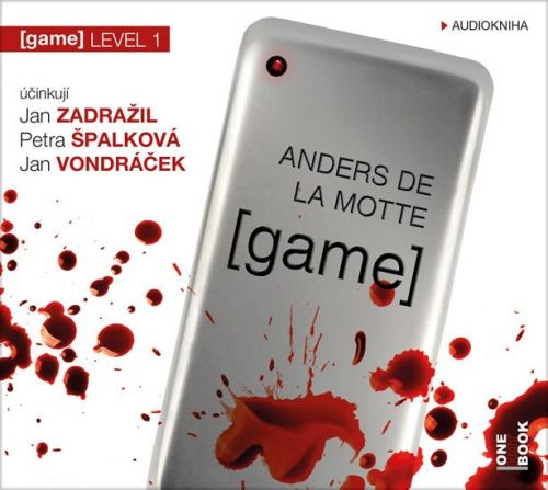 de la Motte Anders: Game - CDmp3 cena od 244 Kč