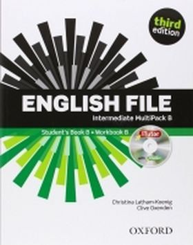 Christina Latham-Koenig, Clive Oxenden, Selingson: English File Third Edition Intermediate Multipack B - Christina Latham-Koenig cena od 354 Kč