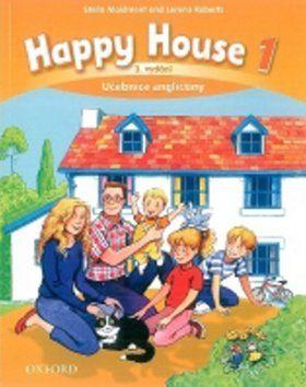 Stella Maidment, L. Roberts: Happy House 3rd Edition 1 Učebnice Angličtiny cena od 206 Kč