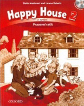 Stella Maidment, L. Roberts: Happy House 3rd Edition 2 Pracovní sešit s poslechovým CD cena od 204 Kč