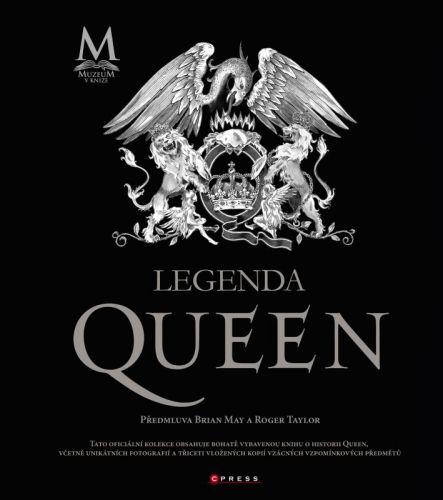 Brian May, Roger Taylor: Legenda Queen cena od 686 Kč