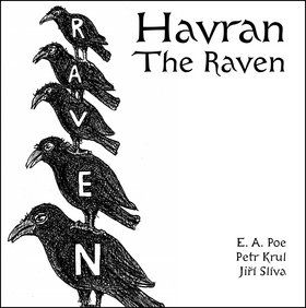 Edgar Allan Poe: Havran / The Raven cena od 63 Kč